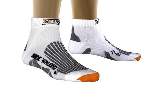 X-Socks Nordic Walking Socks Men Short White